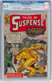 Tales of Suspense #41 (Marvel, 1963) CGC FN+ 6.5 Off-white to white pages