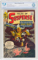 Tales of Suspense #42 (Marvel, 1963) CBCS VF- 7.5 Off-white pages