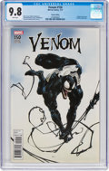 Modern Age (1980-Present):Superhero, Venom #150 Variant Edition (Marvel, 2017) CGC NM/MT 9.8 White pages....