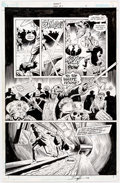 Original Comic Art:Panel Pages, Norm Breyfogle and Joe Rubinstein Anarky #7 Page 11 Original Art (DC, 1999)....