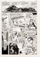 Curt Swan and Dave Hunt Superman #385 Story Page 5 Original Art (DC, 1983)