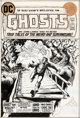 Nick Cardy Ghosts #15 Cover Original Art (DC, 1973)