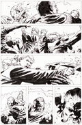 Original Comic Art:Panel Pages, Charlie Adlard The Walking Dead #82 Story Page 7 OriginalArt (Image, 2011)....