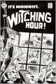 Nick Cardy and Luis Dominguez Witching Hour #60 Cover Original Art Group of 2 (DC, 1970/1975).... (Total: 2 Original Art...