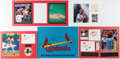 Autographs:Photos, Ozzie Smith Signed Image/Display Lot of 8.... (Total: 8 items)