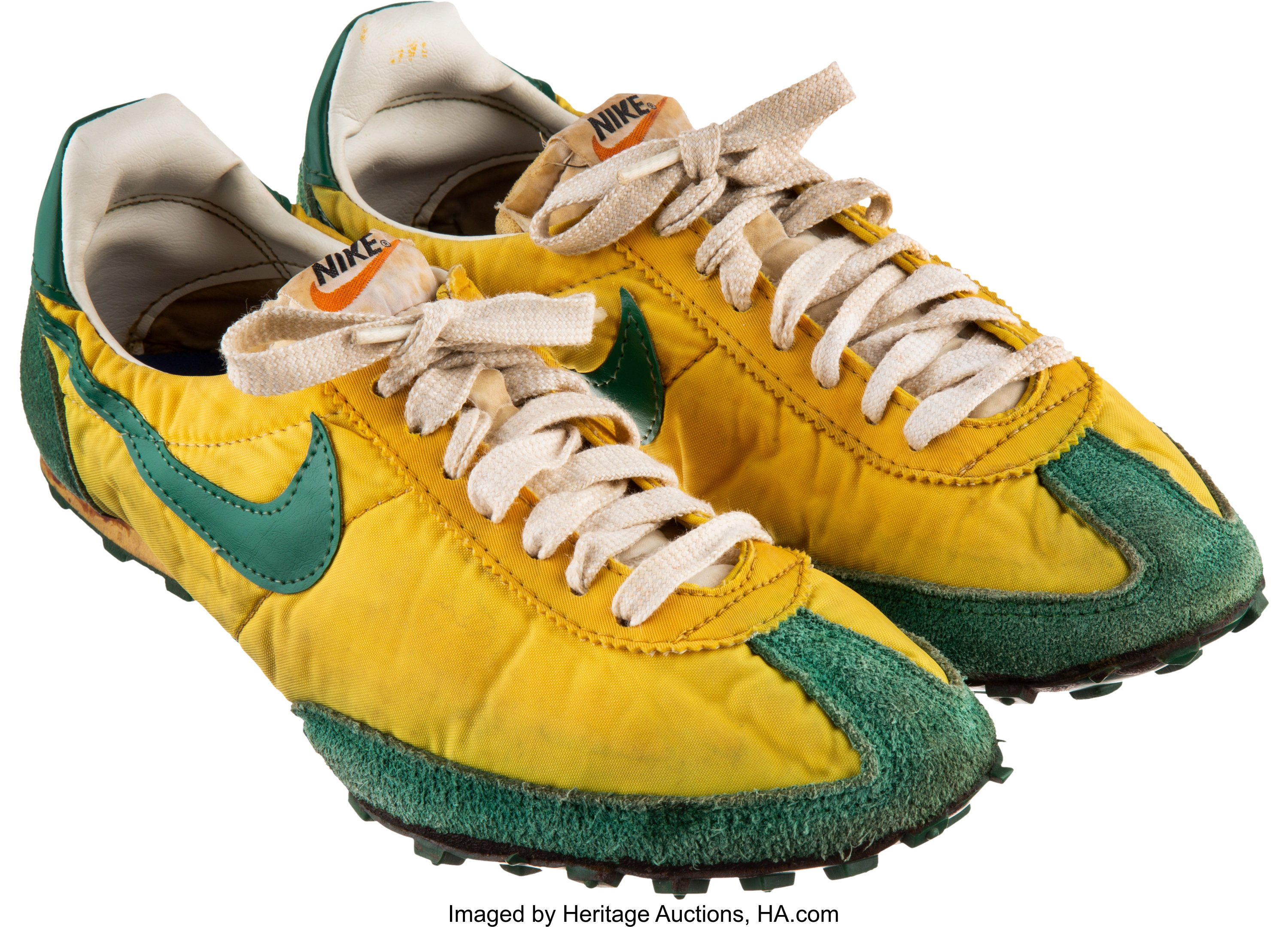 "1974 Original Nike ""Waffle Trainers"" Sneakers.... Miscellaneous ..."