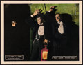 "Movie Posters:Horror, The Phantom of the Opera (Universal, 1925). Lobby Card (11"" X 14"").Horror.. ..."