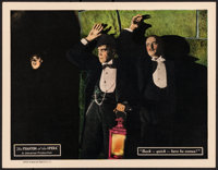 "The Phantom of the Opera (Universal, 1925). Lobby Card (11"" X 14""). Horror"