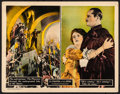 "Movie Posters:Horror, The Phantom of the Opera (Universal, 1925). Lobby Card (11"" X 14""). Horror.. ..."