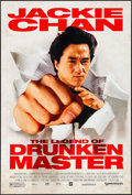 "Movie Posters:Action, The Legend of Drunken Master & Other Lots (Dimension, 1994).One Sheets (5) (27"" X 40"" & 27"" X 41"") DS. Action.. ... (Total:5 Items)"