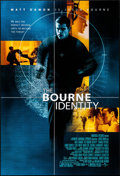 "Movie Posters:Action, The Bourne Identity & Other Lot (Universal, 2002). One Sheets(2) (27"" X 40"" & 27"" X 41"") DS Advance. Action.. ... (Total: 2Items)"
