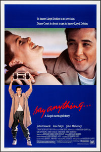 """Say Anything & Others Lot(20th Century Fox, 1989). One Sheets (3) (27"""" X 40"""" & 27"""" X 41&q..."""