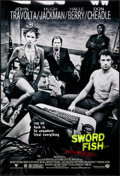 """Movie Posters:Action, Swordfish & Others Lot (Warner Brothers, 2001). One Sheets (4) (27"""" X 40"""") DS Regular and Advance. Action.. ... (Total: 4 Items)"""
