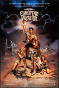 "Movie Posters:Comedy, National Lampoon's European Vacation (Warner Brothers, 1985). OneSheet (27"" X 40.5"") Boris Vallejo Artwork. Comedy.. ..."