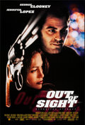 """Movie Posters:Crime, Out of Sight (UIP/Universal, 1998). One Sheet (2) ( 26.75"""" X39.75"""") DS International and Advance Styles. Crime.. ... (Total: 2Items)"""