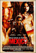"Movie Posters:Action, Once Upon a Time in Mexico & Other Lot (Columbia, 2003). OneSheets (2) (27"" X 40"") DS Advance. Action.. ... (Total: 2 Items)"