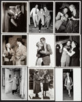 """Movie Posters:Drama, A Life of Her Own (MGM, 1950). Behind the Scenes Photos (9) &Photos (8) (Approx. 8"""" X 10""""). Drama.. ... (Total: 17 Items)"""