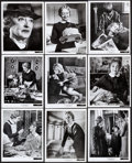 """Movie Posters:Thriller, The Nanny (20th Century Fox, 1965). Photos (29) (8"""" X 10"""").Thriller.. ... (Total: 29 Items)"""