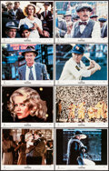 """Movie Posters:Sports, The Natural (Tri-Star, 1984). Lobby Card Set of 8 (11"""" X 14""""). Sports.. ... (Total: 8 Items)"""