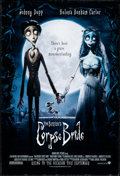 "Movie Posters:Animation, Corpse Bride (Warner Brothers, 2005). One Sheet (27"" X 40"") DS.Animation.. ..."