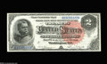 Large Size:Silver Certificates, Fr. 242 $2 1886 Silver Certificate Superb Gem New. A really gorgeous Hancock Deuce from the serial-number run that has suppl...