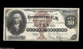 Large Size:Silver Certificates, Fr. 288 $10 1880 Silver Certificate Superb Gem New. This is thefifth spectacular Fr. 288 that we've sold from the same run ...