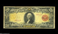 Large Size:Gold Certificates, Fr. 1180 $20 1905 Gold Certificate Fine. An absolutely idealexample of the grade. This is one of the most popular of the pe...