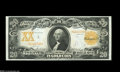 Large Size:Gold Certificates, Fr. 1185 $20 1906 Gold Certificate Gem New. The colors are absolutely perfect on this bright, well-margined 1906 Twenty. Sel...