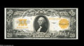 Large Size:Gold Certificates, Fr. 1187 $20 1922 Gold Certificate Superb Gem New. The colors andsurfaces are nothing short of spectacular on this fully or...