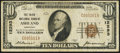 National Bank Notes, Ashland, KY - $10 1929 Ty. 1 The Third NB Ch. # 12293. ...