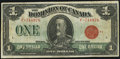 Canadian Currency, DC-25b $1 1923. ...