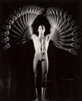 Photographs, Dr. Harold Eugene Edgerton (American, 1903-1990). Gus Solomons, 1960. Gelatin silver. 17-1/8 x 14 inches (43.5 x 35.6 cm...