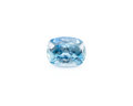 Gems:Faceted, Gemstone: Sapphire - 0.89 Cts.. Montana, USA. 4.72 x 6.15 x 3.26 mm . ...