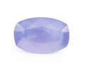 Gems:Faceted, Gemstone: Blue Chalcedony - 8.23 Cts.. Mexico. 10.9 x 16.93 x 8.3 mm. ...