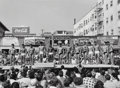Photographs, Don Jim (Chinese/American, 20th Century). Three Photographs from the Series 'Muscle Beach, Santa Monica 1950s', circa 19... (Total: 3 Items)