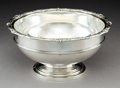 Silver Holloware, American:Bowls, An S. Kirk & Son Inc. Silver Center Bowl, Baltimore, Maryland,circa 1924-1932. Marks: S. KIRK & SON INC., STERLING,3601...