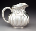 Silver Holloware, American:Pitchers, A Shreve, Crump & Low Silver Pitcher, Boston, circa 1887.Marks: STERLING, SHREVE CRUMP & LOW,(undeciphered), 80...