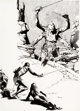 Al Williamson - John Carter of Mars Illustration Original Art (c. 1970s).... (1)