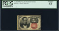 Fractional Currency:Fifth Issue, Fr. 1266 10¢ Fifth Issue PCGS About New 53.. ...