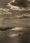 Photographs, Samuel H. Gottscho (American, 1875-1971). View of the East River, Looking South, New York City, circa 1920-30. Gelatin s...