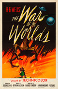 Movie Posters:Science Fiction, The War of the Worlds (Paramount, 1953). One Sheet...