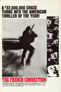 "Movie Posters:Action, The French Connection (20th Century Fox, 1971). One Sheet (27"" X 41"") Style B.. ..."