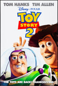 "Movie Posters:Animation, Toy Story 2 & Other Lot (Buena Vista, 1999). One Sheets (2)(27"" X 40"") DS Advance. Animation.. ... (Total: 2 Items)"
