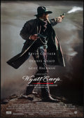 "Movie Posters:Western, Wyatt Earp & Other Lot (Warner Brothers, 1994). One Sheets (2)(27"" X 40"") SS. Western.. ... (Total: 2 Items)"