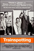 "Movie Posters:Comedy, Trainspotting (Miramax, 1996). One Sheet (27"" X 41"") DS. Comedy....."