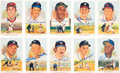 "Baseball Collectibles:Others, 1989 Perez Steele ""Celebration"" Signed Postcards Lot of 36 with Album. ..."