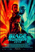 """Movie Posters:Science Fiction, Blade Runner 2049 (Warner Brothers, 2017). One Sheet (27"""" X 40"""") DSAdvance. Science Fiction.. ..."""