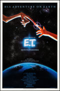 """Movie Posters:Science Fiction, E.T. The Extra-Terrestrial (Universal, 1982). One Sheet (27"""" X 41"""")John Alvin Artwork. Science Fiction.. ..."""