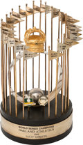 Baseball Collectibles:Others, 1989 Oakland Athletics World Series Championship Trophy....