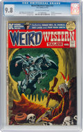 Bronze Age (1970-1979):Horror, Weird Western Tales #12 (DC, 1972) CGC NM/MT 9.8 Off-white to whitepages....